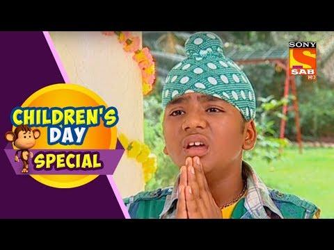 Children's Day Special | Exam Results | Taarak Mehta Ka Oolta Chashmah