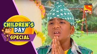 Children's Day Special | Exam Results | Taarak Mehta Ka Oolta Chashmah