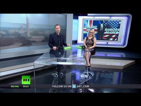 [119] Iceland 1, Bankers 0 & The American Whistleblower w/ Jesselyn Radack