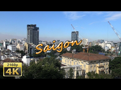 Ruby River Hotel in Ho Chi Minh City  - Vietnam 4K Travel Channel