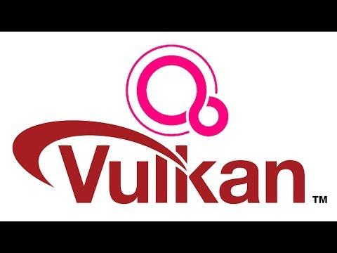 Google Fuchsia OS Vulkan API Demo