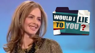 Reece Shearsmith, Trinny Woodall, Michael Ball,Charlie Brooker in Would I Lie to You| Earful #Comedy