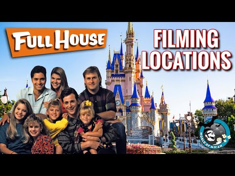 Full House Walt Disney World Episode  FILMING LOCATIONS - WOM 168