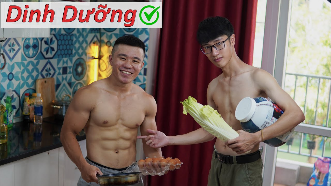 Photo of Cách Ăn Uống TỐT NHẤT & TĂNG CƠ NHANH NHẤT Cho Người Mới [SERI 30 BUỔI] | DINH DƯỠNG TẬP LUYỆN tốt