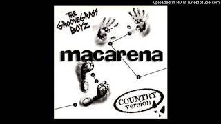 Macarena (Country Version) by the GrooveGrass Boyz