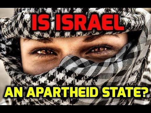 Israel An Apartheid Racist State?