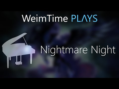"""WeimTime Plays"" – Nightmare Night [Orchestral Remix] – Wooden Toaster — MP3 Download"
