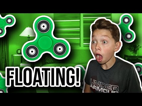 INSANE FIDGET SPINNER TRICKS 😱 1000 MPH FIDGET SPINNER!