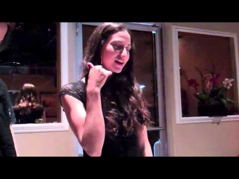 Gabriela Ranzi talks about growing up vegan and raw vegan and about wild foraging