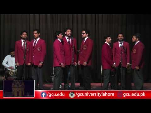 Cultural Night for Baloch students at GCU