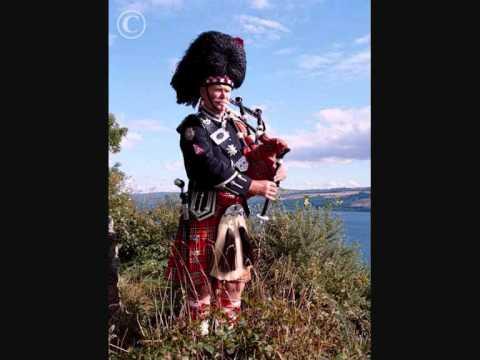 Scotland The Brave - Celtic Bagpipes