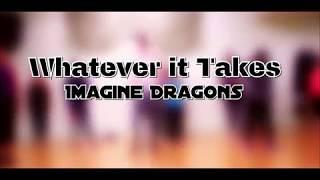 WHATEVER IT TAKES - IMAGINE DRAGONS - Pau Peneu Dance Fitness Coreography