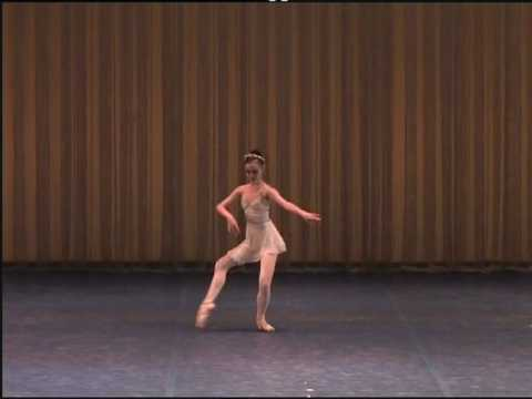 Moscow International Ballet Competition Emily Kadow- Talisman
