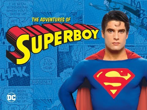 """#DidYouKnow """"The Adventures of Superboy"""" Debuted on TV October 3, 1988."""