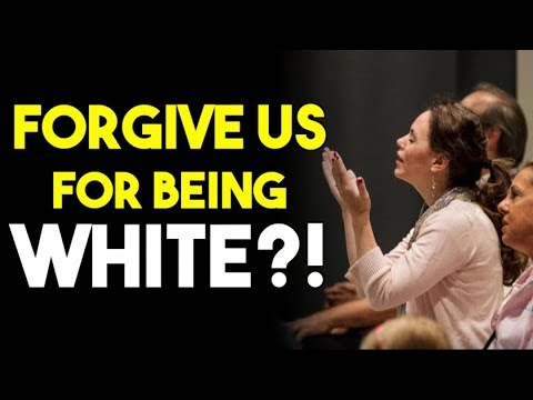 Michael Berry - That Time Dem Candidate Marianne Williamson Had Whites Stand And Apologize