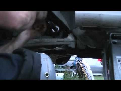 Inner And Outer Tie Rod Replacement On 2004 Nissan Maxima