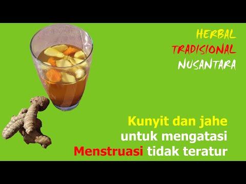 cara-mengatasi-haid-tidak-lancar-dan-nyeri-haid---obat-herbal-tradisional-jahe-kunyit---resep-jsr