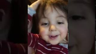 CUTE BABY SINGING SOUND OF MUSIC| DO RE MI