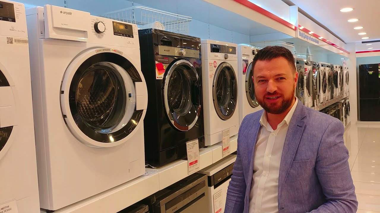 Arçelik Çamaşır Makinesi - Arıza Resetleme - Hata Kodu Silme Nasıl Yapılır