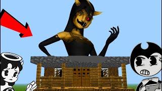 WE FOUND ALICE ANGEL'S SECRET BASE! ( BATIM Minecraft )