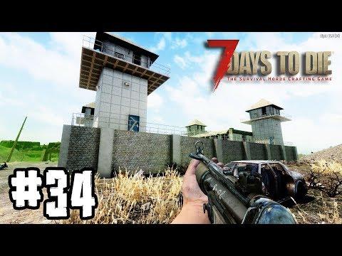 7 Days to Die[Thai] #34 ค้นคุก