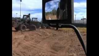 New Mighty Machines  Wheel loader and Dump truck in action