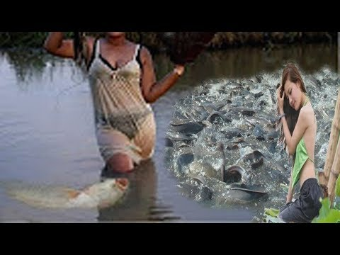 Top 5 Viral Traditional Fishing Video 2017-Amazing Deep Hole Fishing-Hook Fishing and Bow Fishing