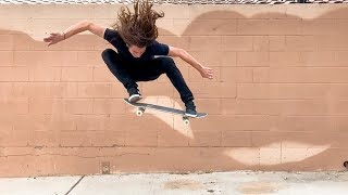 WHO HAS THE BEST OLLIE IN SKATEBOARDING!?
