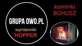 Wymienniki akumulacyjne HOPPER