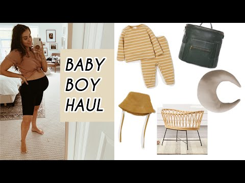 Baby Boy Clothing Haul & MUST Have Products!!