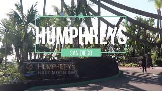 HUMPHREYS HALF MOON INN ROOM TOUR