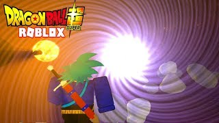 WHAT DOES THIS ENERGY SPIRAL DO IN THE SPACE?? - ROBLOX DRAGON BALL Z FINAL STAND