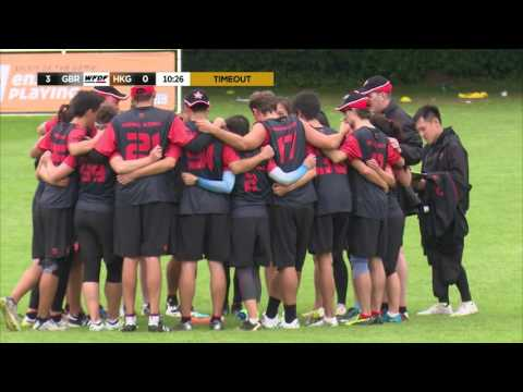 WUGC 2016 - Great Britain vs Hong Kong Mixed