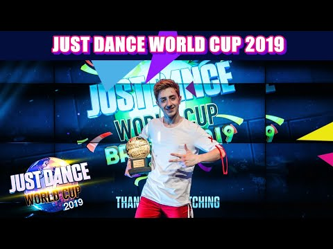 GRAND FINALS | JUST DANCE WORLD CUP 2019 (Umutcan Tütüncü's Parts) | TURKISH WORLD CHAMPION