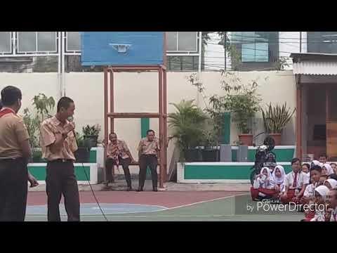 GEGEEEERRRRR...!!!! Penampilan murid SMPN 22 Jakarta Barat yang satu ini