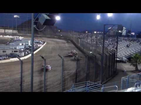 IMCA Modified Heat 4 - Perris Auto Speedway 9/10/16