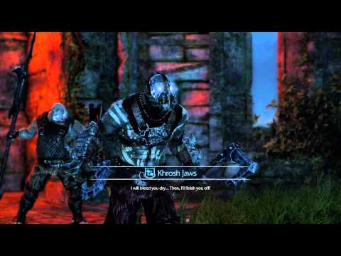 Shadow of Mordor Lord of the Hunt DLC - Walkthrough Part 3: Unwarranted Agression