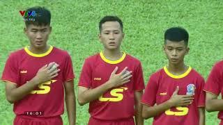 Full | U15 Sài Gòn vs U15 Sông Lam Nghệ An - VCK U15 cúp TSB 2018 | VFF Channel