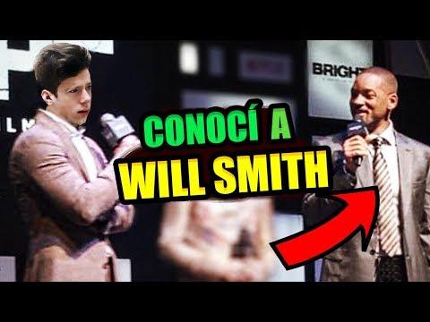 CONOCÍ A WILL SMITH *rapea y hace Beatbox* | LUCAS CASTEL