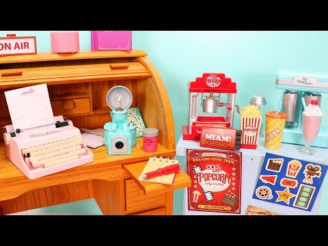 Camera And Popcorn Machine! OG Retro Sets Unboxing & Review