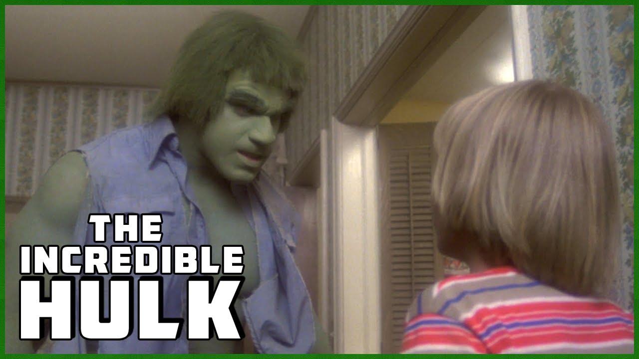 Download Hulk Saves Boy From Abusive Dad -   Season 1 Episode 7   The Incredible Hulk