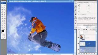 Видеоурок - Прыжок за пределы экрана