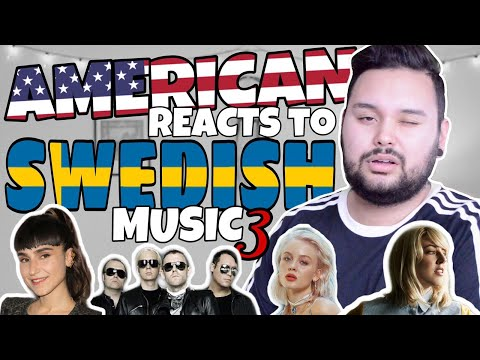 American REACTS  Swedish  3
