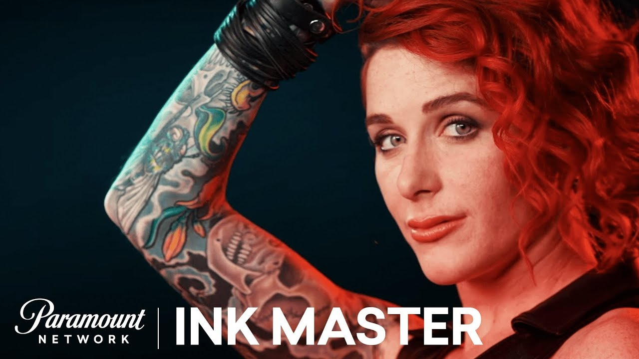 Ink Master Megan