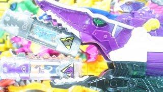 よみがえるPower Rangers Dino Super Charge  Plesio Charge Megazord thumbnail