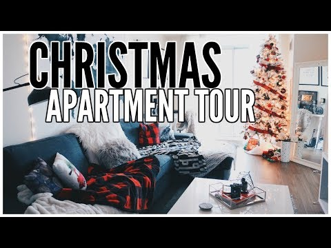 Holiday Apartment Tour | Kalyn Nicholson