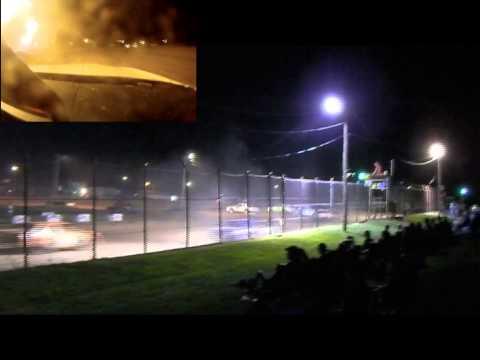 Dallas County Speedway Purestock Shootout 8.15.14