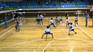 【モチベーションビデオ】愛媛大学 男子バレーボール部 【2011 冬】