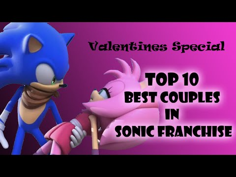 Top 10 Best Couples In The Sonic Franchise