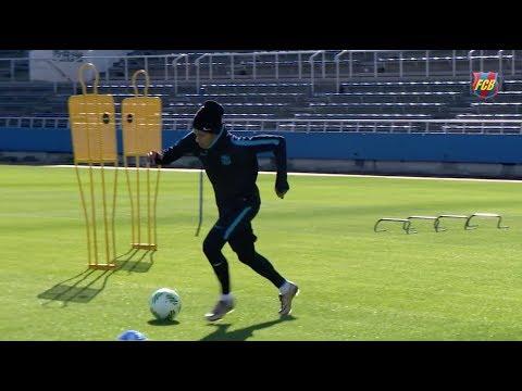 MESSI, RONALDO, NEYMAR, ROONEY, MODRIC | Pro Players Doing Individual Training | Joner 1on1